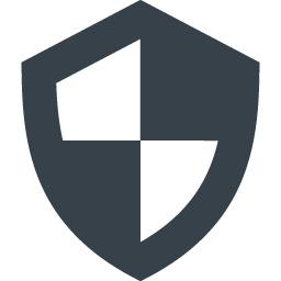 セキュリティマークのアイコン素材 1 商用可の無料 フリー のアイコン素材をダウンロードできるサイト Icon Rainbow