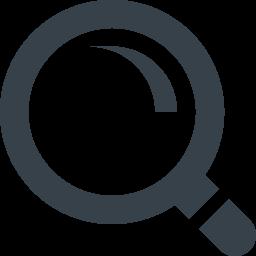 検索用の虫眼鏡アイコン 6 商用可の無料 フリー のアイコン素材をダウンロードできるサイト Icon Rainbow