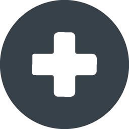 プラスマークアイコン 2 商用可の無料 フリー のアイコン素材をダウンロードできるサイト Icon Rainbow