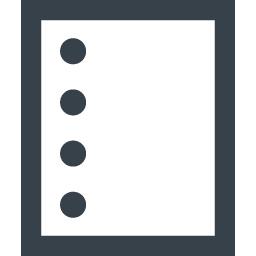 メモ ノートのアイコン素材 1 商用可の無料 フリー のアイコン素材をダウンロードできるサイト Icon Rainbow