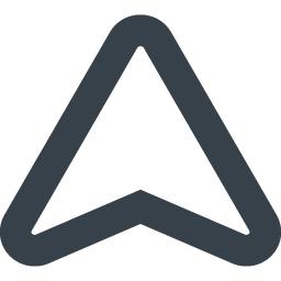 線の三角矢印のアイコン素材 上 商用可の無料 フリー のアイコン素材をダウンロードできるサイト Icon Rainbow