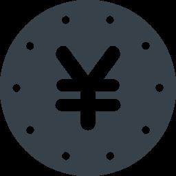 丸枠付きの円マークのアイコン素材 3 商用可の無料 フリー のアイコン素材をダウンロードできるサイト Icon Rainbow