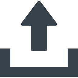 アップロードのアイコン素材 商用可の無料 フリー のアイコン素材をダウンロードできるサイト Icon Rainbow
