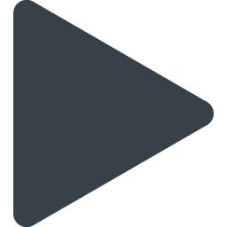 動画や音楽の再生ボタンのアイコン素材 商用可の無料 フリー のアイコン素材をダウンロードできるサイト Icon Rainbow