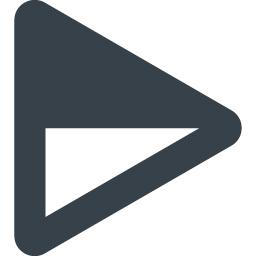 動画や音楽の再生ボタンのアイコン素材 2 商用可の無料 フリー のアイコン素材をダウンロードできるサイト Icon Rainbow