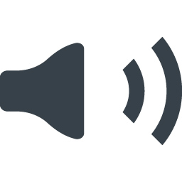音声マークのアイコン素材 2無料でダウンロードできる 商用可の無料 フリー のアイコン素材をダウンロードできるサイト Icon Rainbow