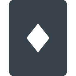 ダイヤのトランプアイコン 2 商用可の無料 フリー のアイコン素材をダウンロードできるサイト Icon Rainbow