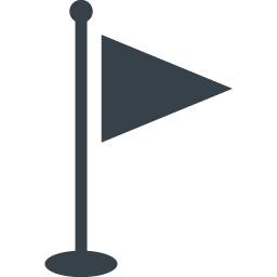 ゴール 目的地のアイコン素材 2 商用可の無料 フリー のアイコン素材をダウンロードできるサイト Icon Rainbow