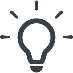 豆電球のアイコン素材 3 商用可の無料 フリー のアイコン素材をダウンロードできるサイト Icon Rainbow
