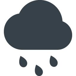 雨のアイコン素材 3 商用可の無料 フリー のアイコン素材をダウンロードできるサイト Icon Rainbow
