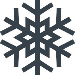 雪の結晶のアイコン素材 1 商用可の無料 フリー のアイコン素材をダウンロードできるサイト Icon Rainbow
