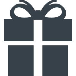 商用利用可のプレゼントボックスのイラストアイコン素材 3 商用可の無料 フリー のアイコン素材をダウンロードできるサイト Icon Rainbow