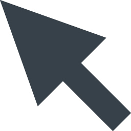 Pcのカーソル矢印アイコン 1 商用可の無料 フリー のアイコン素材をダウンロードできるサイト Icon Rainbow