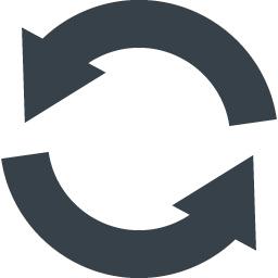 更新マークのアイコン素材 1 商用可の無料 フリー のアイコン素材をダウンロードできるサイト Icon Rainbow