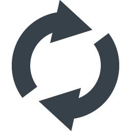 更新マークのアイコン素材 2 商用可の無料 フリー のアイコン素材をダウンロードできるサイト Icon Rainbow