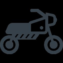 バイクのアイコン素材 商用可の無料 フリー のアイコン素材をダウンロードできるサイト Icon Rainbow