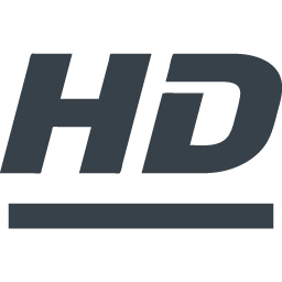Hdマークのフリーアイコン素材 3 商用可の無料 フリー のアイコン素材をダウンロードできるサイト Icon Rainbow