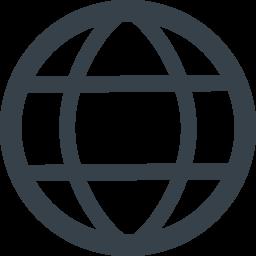 地球マークのアイコン素材 2 商用可の無料 フリー のアイコン素材をダウンロードできるサイト Icon Rainbow