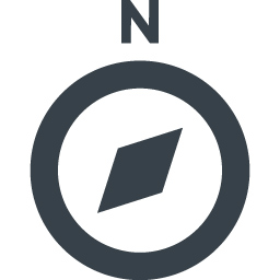 方位磁針のアイコン素材 1 商用可の無料 フリー のアイコン素材をダウンロードできるサイト Icon Rainbow