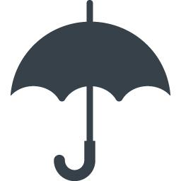 傘のアイコン素材 2 商用可の無料 フリー のアイコン素材をダウンロードできるサイト Icon Rainbow