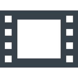 映画のフィルムのアイコン素材 1 商用可の無料 フリー のアイコン素材をダウンロードできるサイト Icon Rainbow