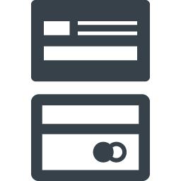 商用利用可能なクレジットカードの組み合わせ アイコン素材 4 商用可の無料 フリー のアイコン素材をダウンロードできるサイト Icon Rainbow