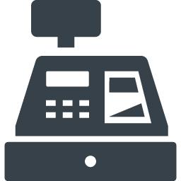 レジのアイコン素材 1 商用可の無料 フリー のアイコン素材をダウンロードできるサイト Icon Rainbow