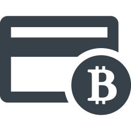 ビットコインとカードのアイコン素材 商用可の無料 フリー のアイコン素材をダウンロードできるサイト Icon Rainbow