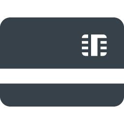 Icチップ付きのクレジットカードアイコン 1 商用可の無料 フリー のアイコン素材をダウンロードできるサイト Icon Rainbow