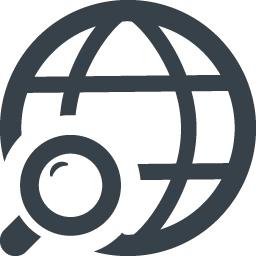 インターネットでの検索アイコン 2 商用可の無料 フリー のアイコン素材をダウンロードできるサイト Icon Rainbow