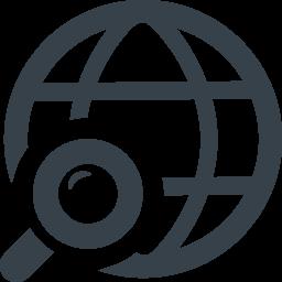 インターネットでの検索アイコン 4 商用可の無料 フリー のアイコン素材をダウンロードできるサイト Icon Rainbow