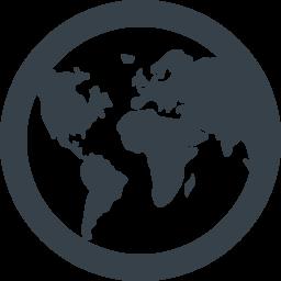 世界地図のフリーアイコン 1 商用可の無料 フリー のアイコン素材をダウンロードできるサイト Icon Rainbow