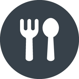 フォークとスプーンのアイコン素材 3 商用可の無料 フリー のアイコン素材をダウンロードできるサイト Icon Rainbow