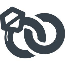 結婚指輪のアイコン素材 2 商用可の無料 フリー のアイコン素材をダウンロードできるサイト Icon Rainbow