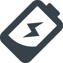 電池 バッテリーのアイコン素材 1 商用可の無料 フリー のアイコン素材をダウンロードできるサイト Icon Rainbow