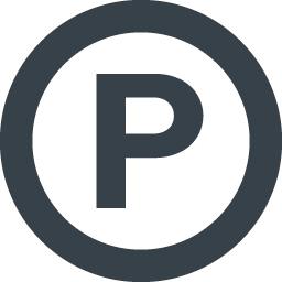 パーキング またはポイントマークのアイコン素材 1 商用可の無料 フリー のアイコン素材をダウンロードできるサイト Icon Rainbow