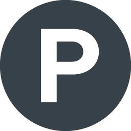 パーキング またはポイントマークのアイコン素材 2 商用可の無料 フリー のアイコン素材をダウンロードできるサイト Icon Rainbow
