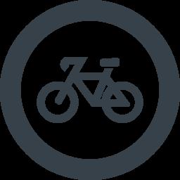 無料で使える自転車のアイコン素材 3 商用可の無料 フリー のアイコン素材をダウンロードできるサイト Icon Rainbow