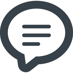 コメント 感想のフキダシアイコン 9 商用可の無料 フリー のアイコン素材をダウンロードできるサイト Icon Rainbow