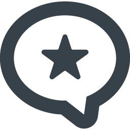 お気に入りのコメントアイコン素材 商用可の無料 フリー のアイコン素材をダウンロードできるサイト Icon Rainbow