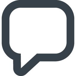コメント 感想のフキダシアイコン 17 商用可の無料 フリー のアイコン素材をダウンロードできるサイト Icon Rainbow