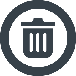 ゴミ箱のアイコン素材 5 商用可の無料 フリー のアイコン素材をダウンロードできるサイト Icon Rainbow