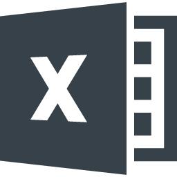 エクセルのロゴ風アイコン素材 商用可の無料 フリー のアイコン素材をダウンロードできるサイト Icon Rainbow