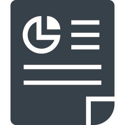 ビジネスで使える書類のイラストアイコン素材 1 商用可の無料 フリー のアイコン素材をダウンロードできるサイト Icon Rainbow