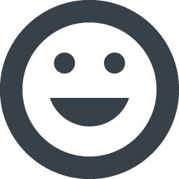 シンプルな顔の表情 アイコン 2 商用可の無料 フリー のアイコン素材をダウンロードできるサイト Icon Rainbow