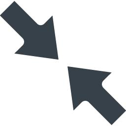 ウィンドウサイズの縮小アイコン 3 商用可の無料 フリー のアイコン素材をダウンロードできるサイト Icon Rainbow