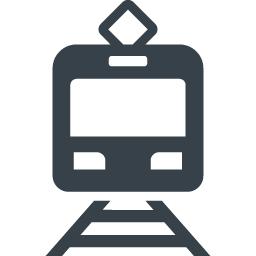 無料で使える電車のアイコン素材 2 商用可の無料 フリー のアイコン素材をダウンロードできるサイト Icon Rainbow