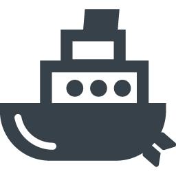 船のアイコン素材 1 商用可の無料 フリー のアイコン素材をダウンロードできるサイト Icon Rainbow