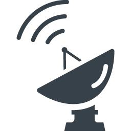 パラボラアンテナのアイコン素材 商用可の無料 フリー のアイコン素材をダウンロードできるサイト Icon Rainbow