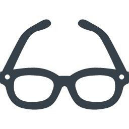 無料でダウンロードできるメガネのアイコン素材 5 商用可の無料 フリー のアイコン素材をダウンロードできるサイト Icon Rainbow